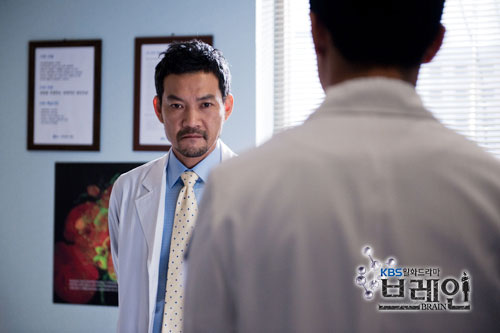 Jung Jin Young as Kim Sang Chul