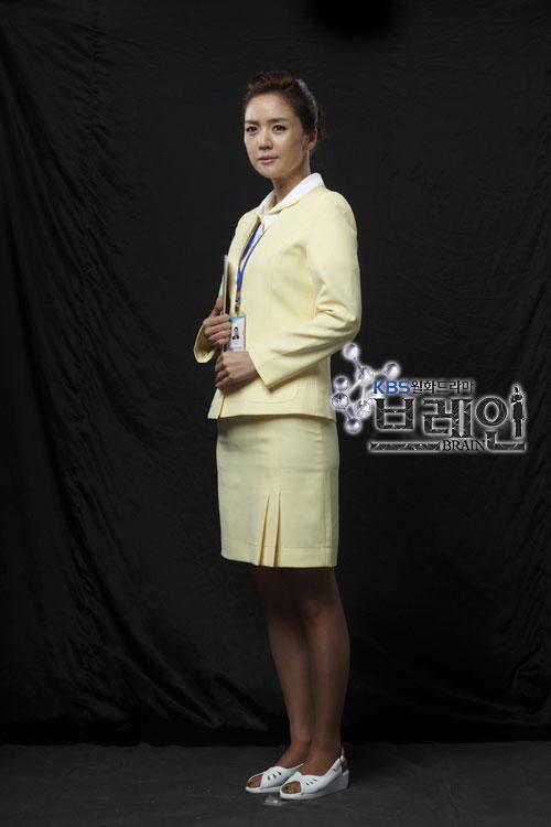Im Ji Eun as Hong Eun Sook