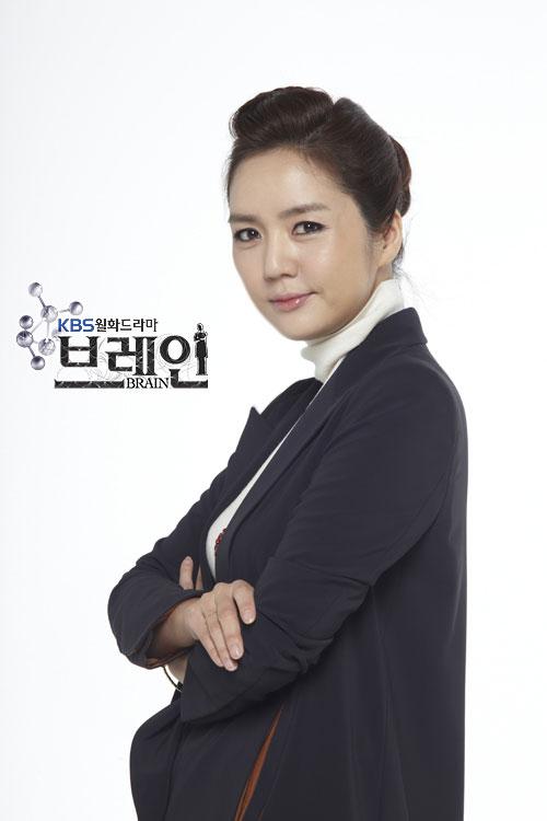 Lim Ji Eun as Hong Eun Sook