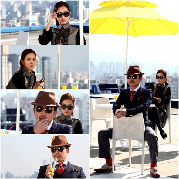 Lee Moon Shik and Lee Jin