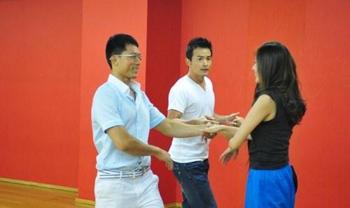 The Oath Dance Scene