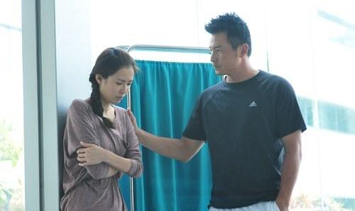 Scene from The Oath Drama