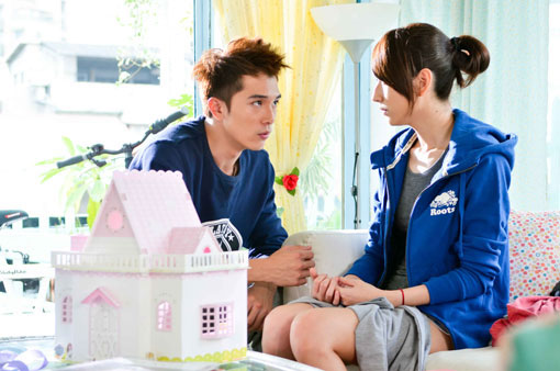 Roy Chiu and Alice Ke