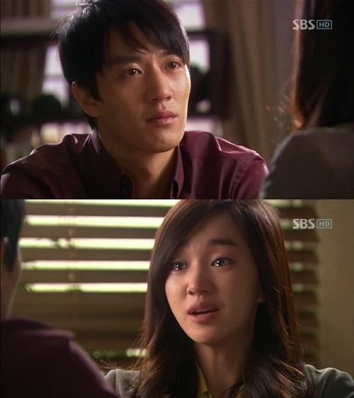 Kim Rae Won and Soo Ae Acting