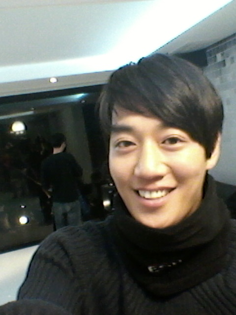 Kim Rae Won Smile