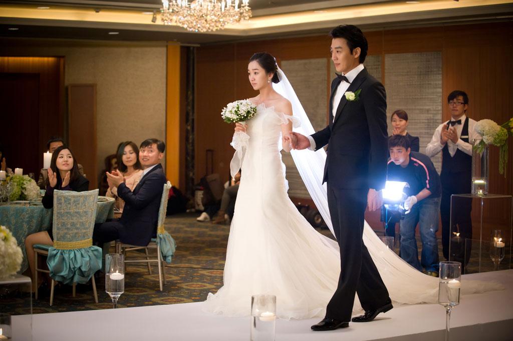 Kim Rae Won And Soo Ae Sad Yet Beautiful Wedding Kiss Drama Haven