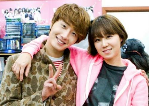 Jung Il Woo and Kong Hyo Jin