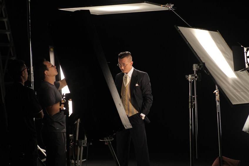 A Song to Remember Promotional Poster Shot Session