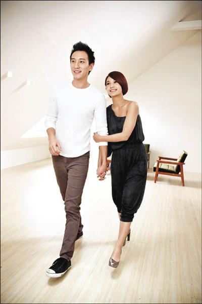 Sunny Wang and Rainie Yang