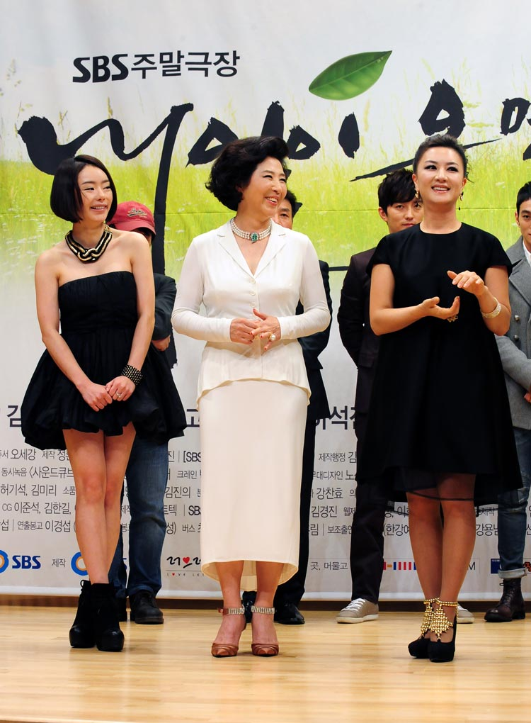 If Tomorrow Comes Production Press Conference
