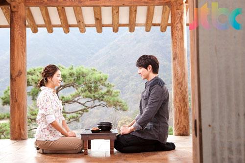 Scene from Kimchi Family