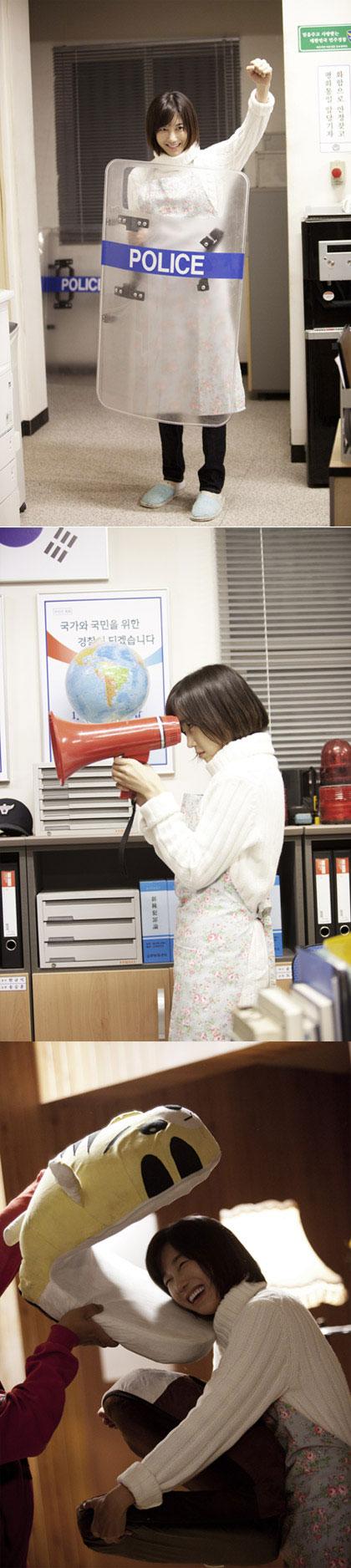 Funny Lee Ji Ah