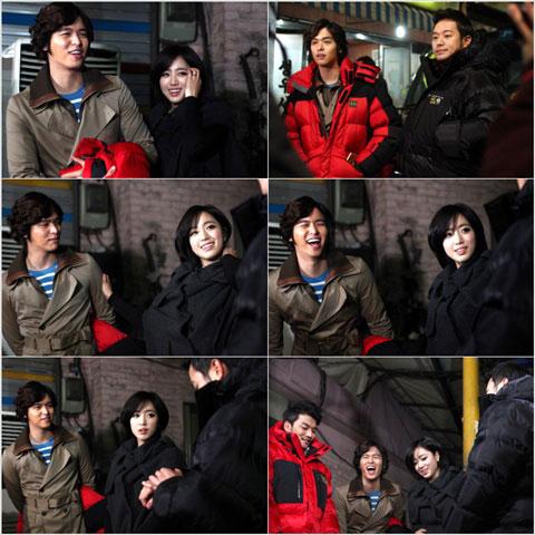 Jangwoo  eunjung couple