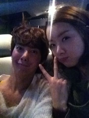 So Yin Hyun and Kim Hyung Jun