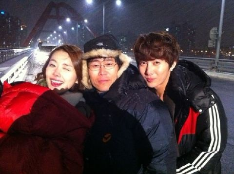So Yin Hyun and Kim Hyung Jun and Director