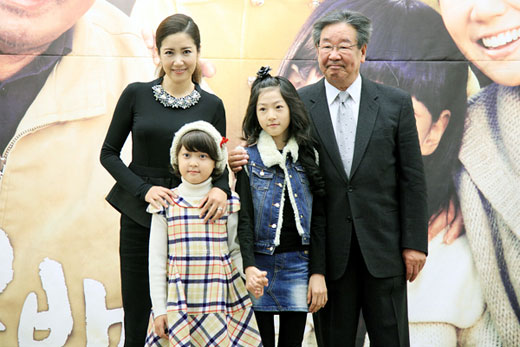 Heaven's Garden Production Press Conference