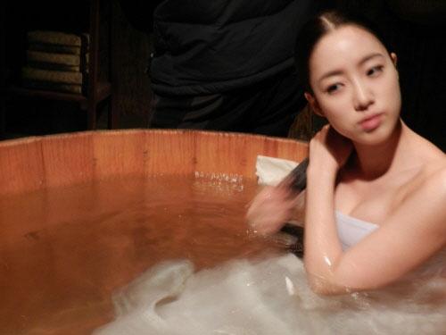 Ham Eun Jung in Bath