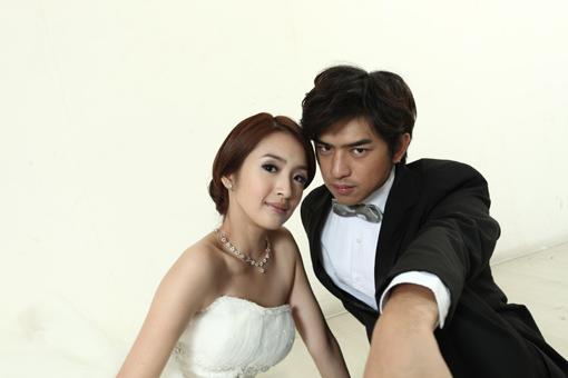 Ariel Lin and Bo-Lin Chen Wedding Photo