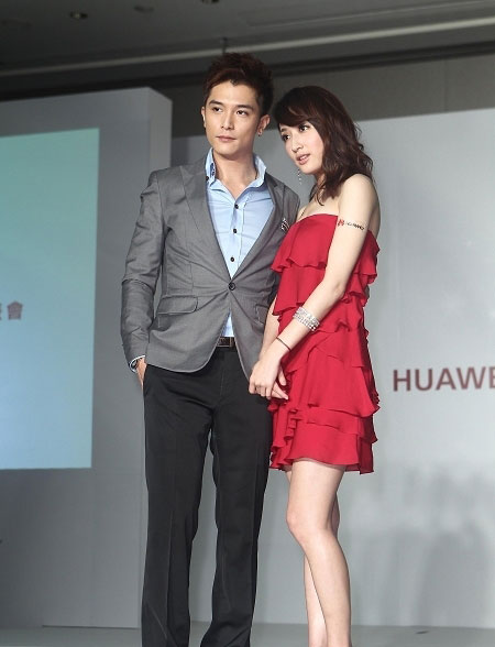Roy Chiu Ze and Alice Ke Jia Yang