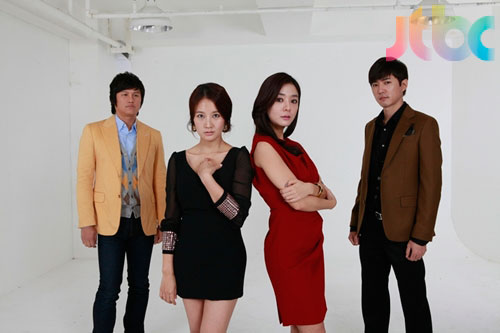 Leading Casts of When Woman Powder Twice