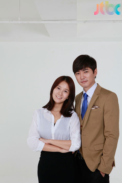 Danny Ahn and Lim Jung Eun