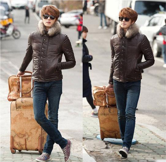 Jung Il Woo Fashion Taste