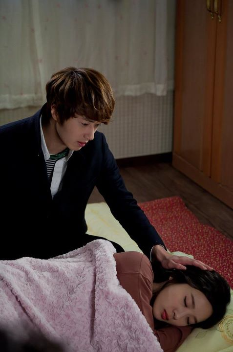 Jung Il Woo and Lee Chung Ah In Love