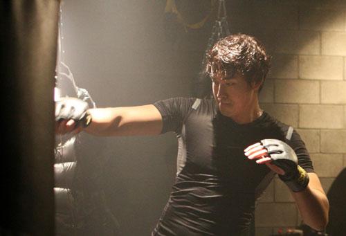 Jung Gyu Woon Martial Arts