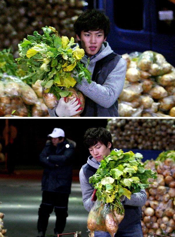 Bachelor's Vegetable Store Still Image