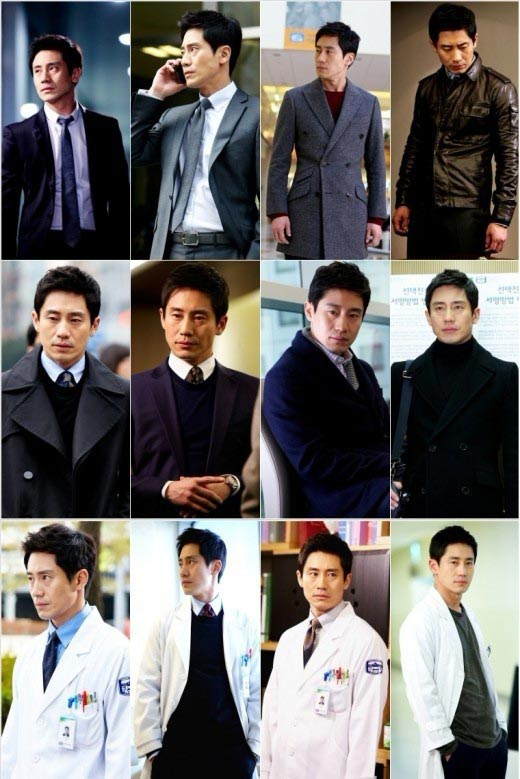 Fashion of Shin Ha Kyun