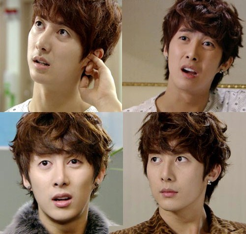 8 Expressions of Kim Hyung Jun That As If Can Derive the Lines