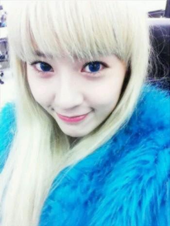 Krystal Blonde