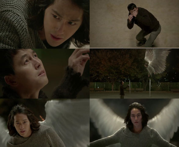 Kim Bum is Angel