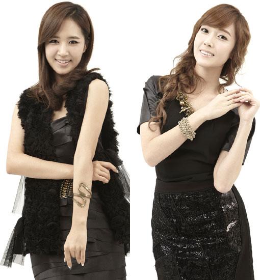 Yuri and Jessica (SNSD)