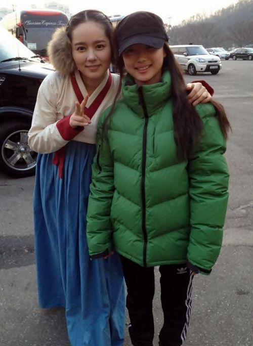 Han Ga In and Kim Yoo Jung