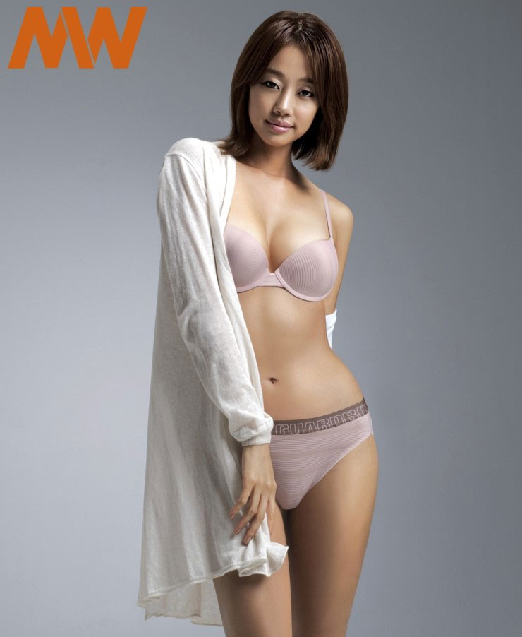 Choi Yeo Jin Lingerie Pictorials Show Perfect Sexy Body ...