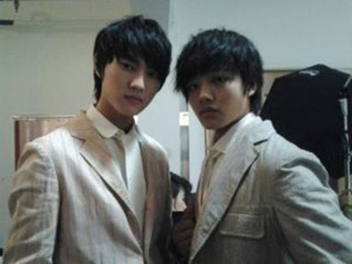 Lee Min Ho and Yeo Jin Goo