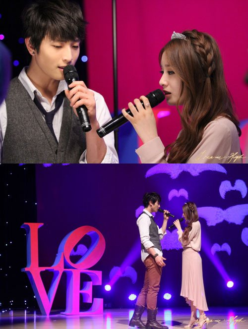 jiyeon and jinwoon dating T-ara park jiyeon christina gnong dream high 2 - romeo n juliet (클래지콰이) - jinwoon and jiyeon [episode 12] by ji yeon, hyo min, eun.