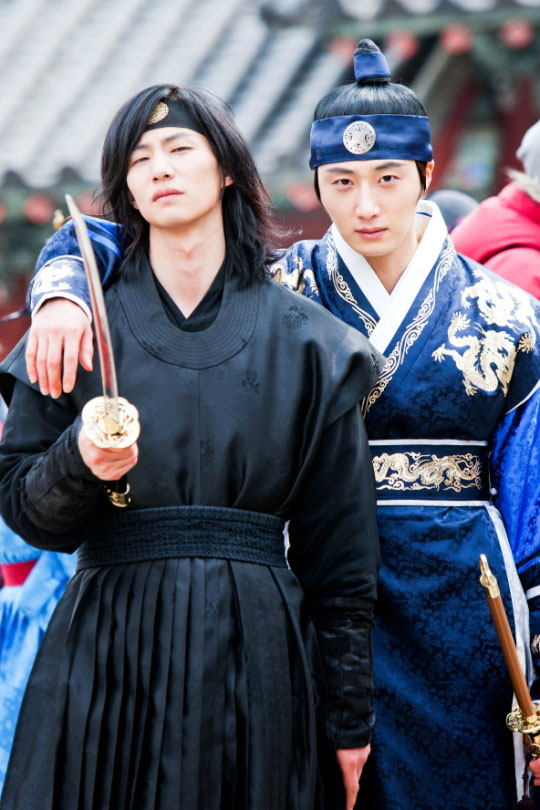 Jung Il Woo & Song Jae Rim