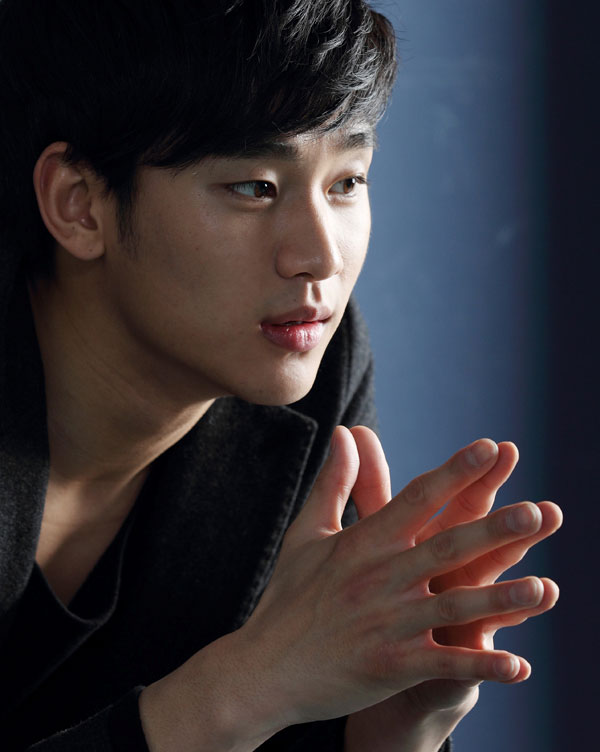 Kim Soo Hyun Quickly Promotes To Rank Of Most Popular Man