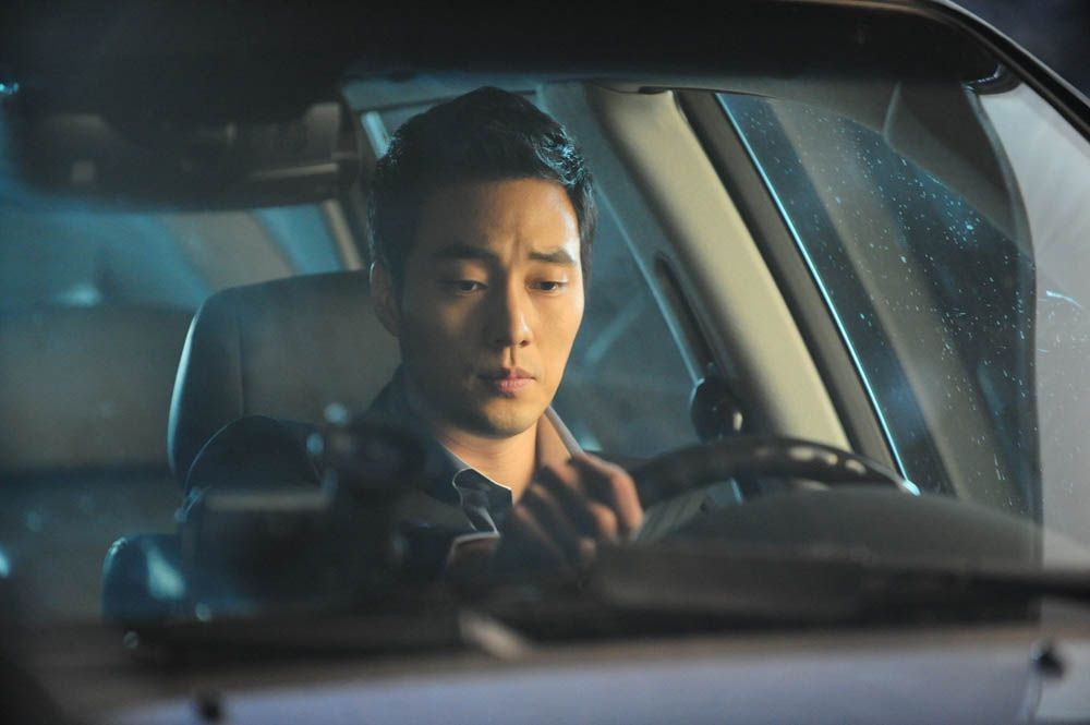 A Minute Explosion Scene in Ghost Costs 200 Million Korean ...