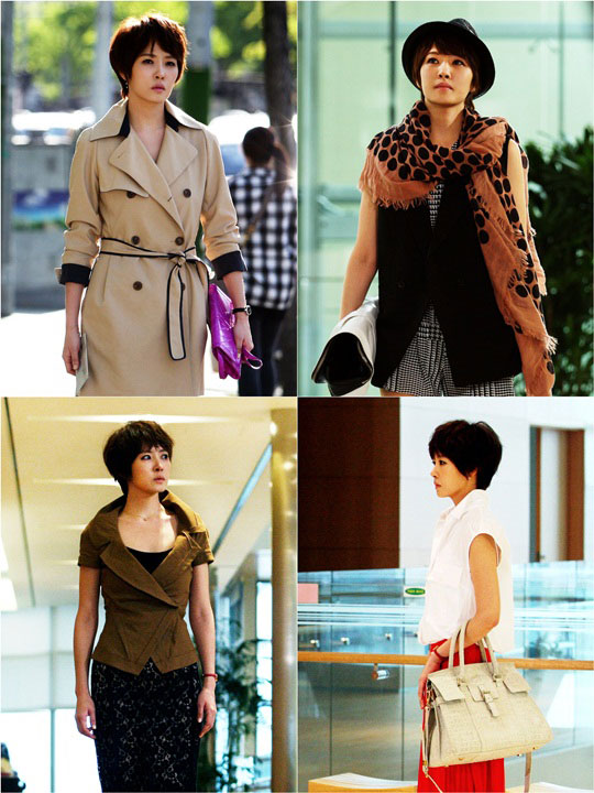 "60 Sets of Clothing Prepared for Kim Sun Ah in ""I Do I Do"" Every"