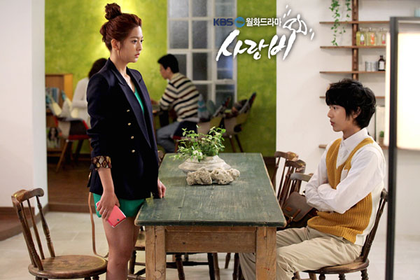 Love Rain Episode 17 english Sub