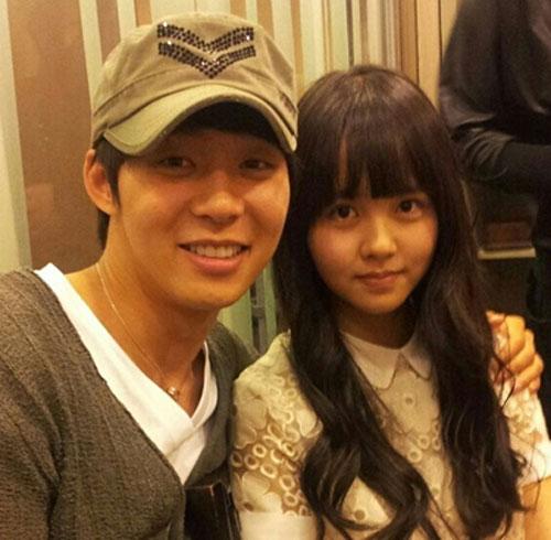 Park yoochun and han ji min dating side 8